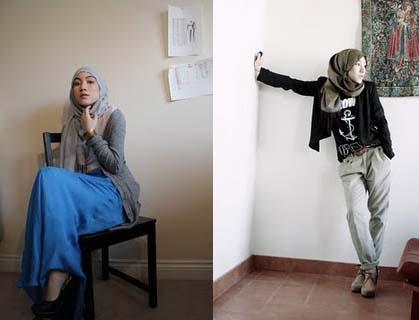 Tutorial Hijab Hana Tajima Simpson Agunkz Screamo Agung Yuly Diyantoro Blog